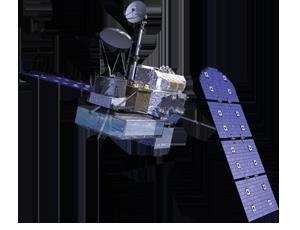 GPM spacecraft icon