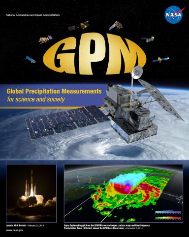 GPM Mission Poster