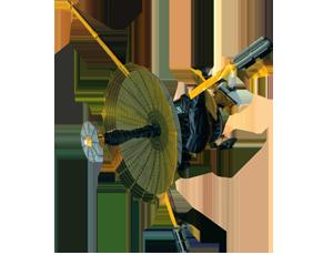 Galileo spacecraft icon