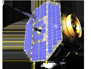 Ibex spacecraft icon