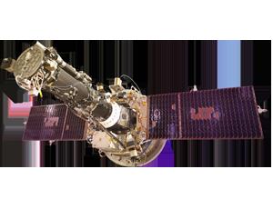 IRIS spacecraft icon