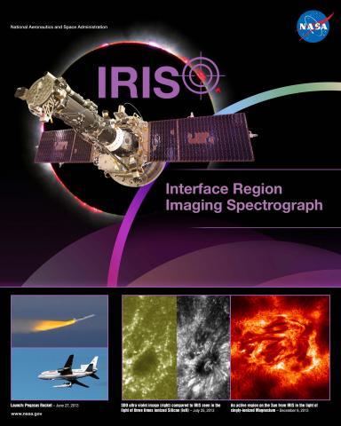 IRIS Mission Poster