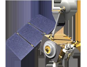 LRO spacecraft icon