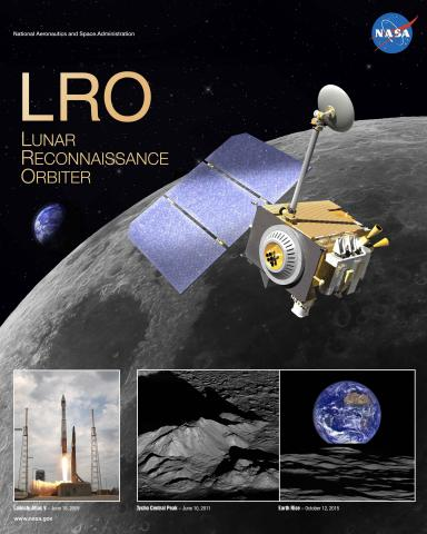 LRO Mission Poster