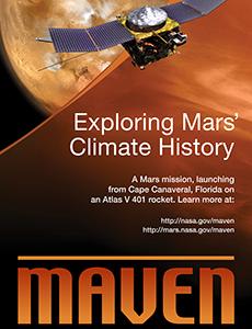 MAVEN Exhibit Banner