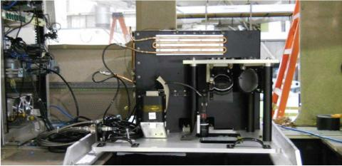 photograph of MOS instrument