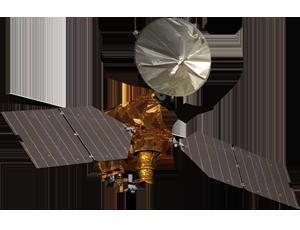 MRO spacecraft icon
