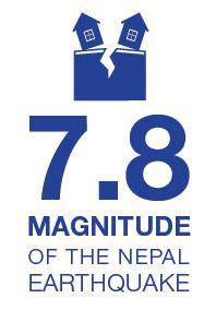 7.8 Magnitude of the Nepal Earthquake