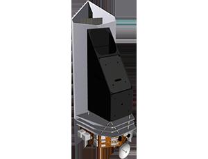 Illustration of NEOCam spacecraft