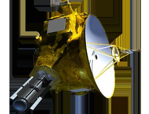 New Horizon spacescraft icon