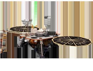 Phoenix spacecraft icon