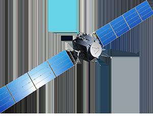 Psyche Spacecraft Icon