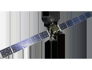 Rosetta spacecraft icon