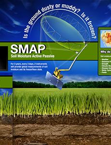 SMAP Exhibit Poster