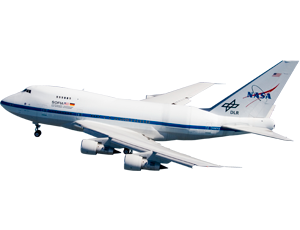 SOFIA spacecraft icon