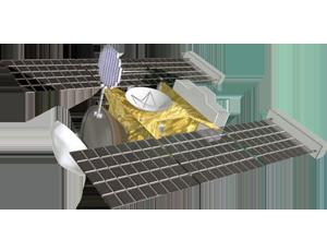 Startdust NEXT spacecraft icon