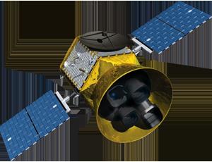 TESS spacecraft icon