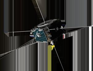 THEMIS ARTEMIS spacecraft icon