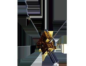 Ulysses spacecraft icon