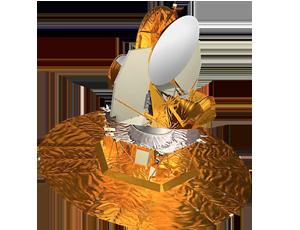 WMAP spacecraft icon