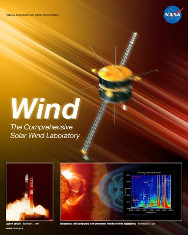 Wind Mission Poster