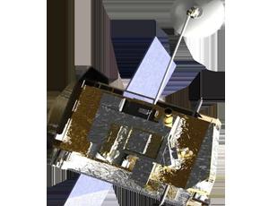 Chandrayaan spacecraft icon