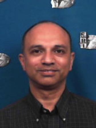 Portrain photo of Dr. Mihir Desai