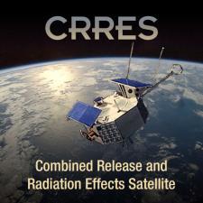 CRRES Mission Image