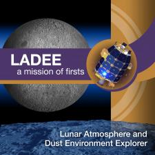 Ladee Mission Image