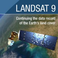 Landsat 9 Mission Image