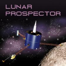 Lunar Prospector Mission Image