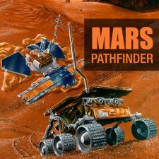 Mars Pathfinder Mission Image
