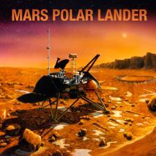 Mars Polar Lander Mission Image