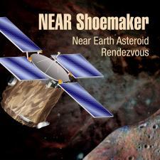 NEAR-Shoemaker Mission Image