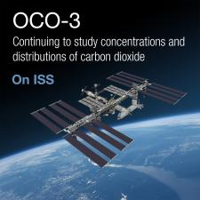 OCO 3 Mission Image
