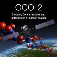 OCO-2 Mission Image