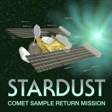 Stardust Mission Image