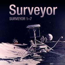 Surveyor Mission Image