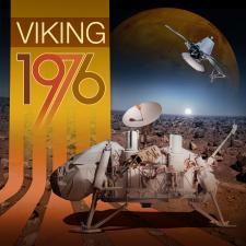 Viking 1 & 2 Mission Image