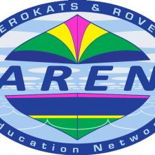 Logo for Aerokats and Rover Education Network