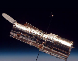 image of hubble space telescope