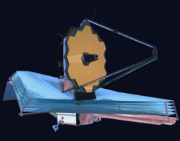 image of james webb space telescope