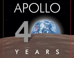 Apollo 40th Anniversary Logo
