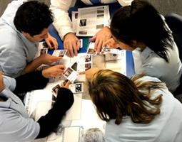 Incarcerated youth participate in a hands-on astrobiology activity