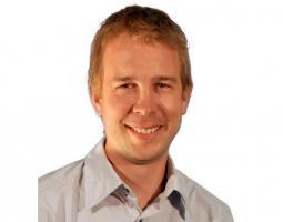 Portrait photo of Felix Seidel