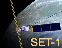 SET-1 Mission Image
