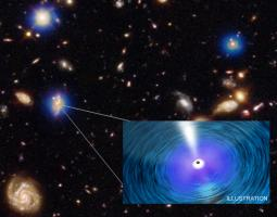 Chandra Deep Field-South.