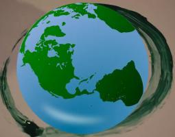 Earth Science Week Video Frame