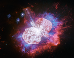 Hubble image of Eta Carinae