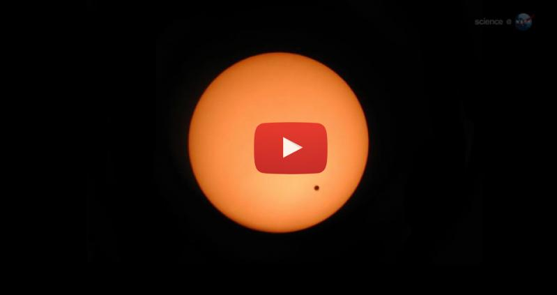 ScienceCasts: ISS Transit of Venus
